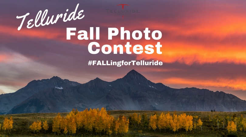 Telluride Fall Photo Contest W%2F New Font