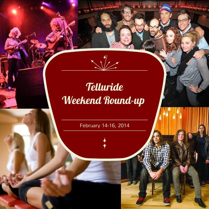 Weekend Roundup Feb 14 16