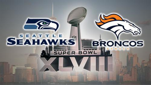 Superbowl Xlviii Opening Line Has Denver Broncos As 1 5 Point Favorites Against The Seattle Seahawks