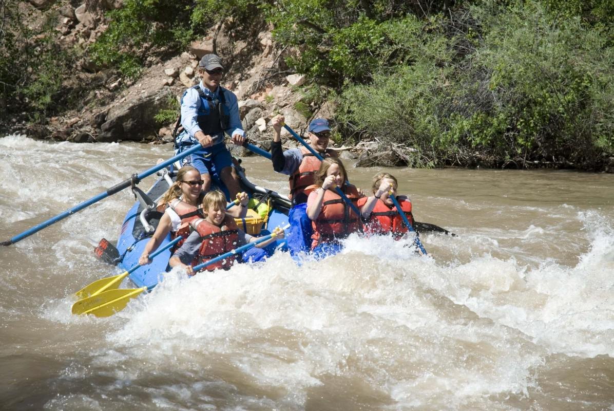 To Rafting