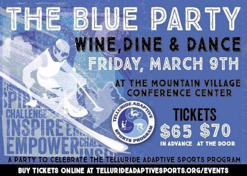 The Blue Party Invite 2018 01