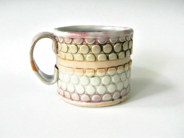 Handbuilt Mugs Matthew Adams