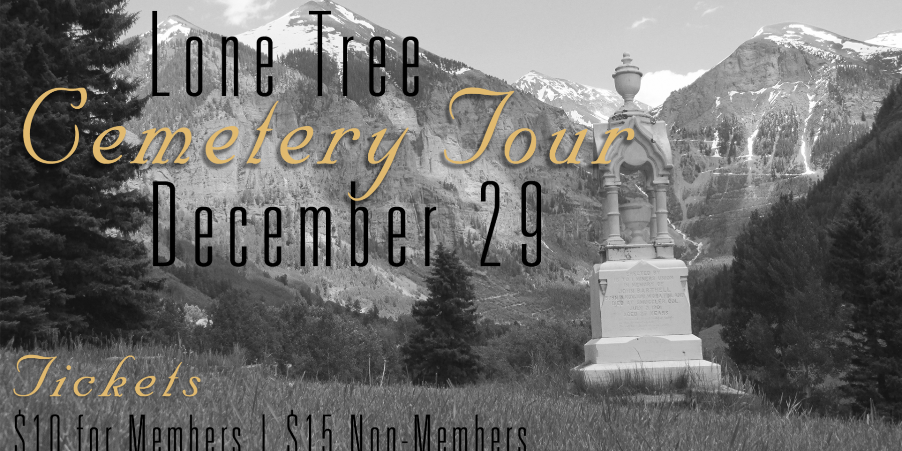 Winter Cemetery Tour FB Event 12.29