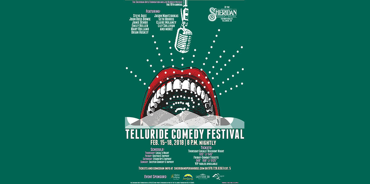 Comedy Fest Poster New