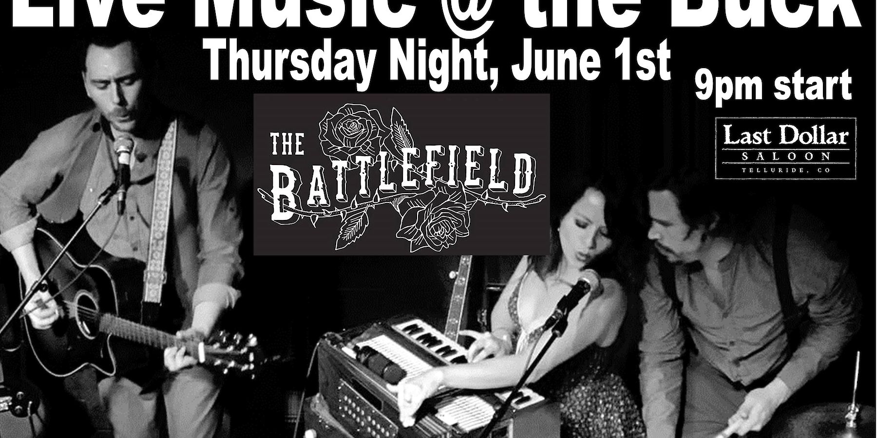 The Battlefield June 1st
