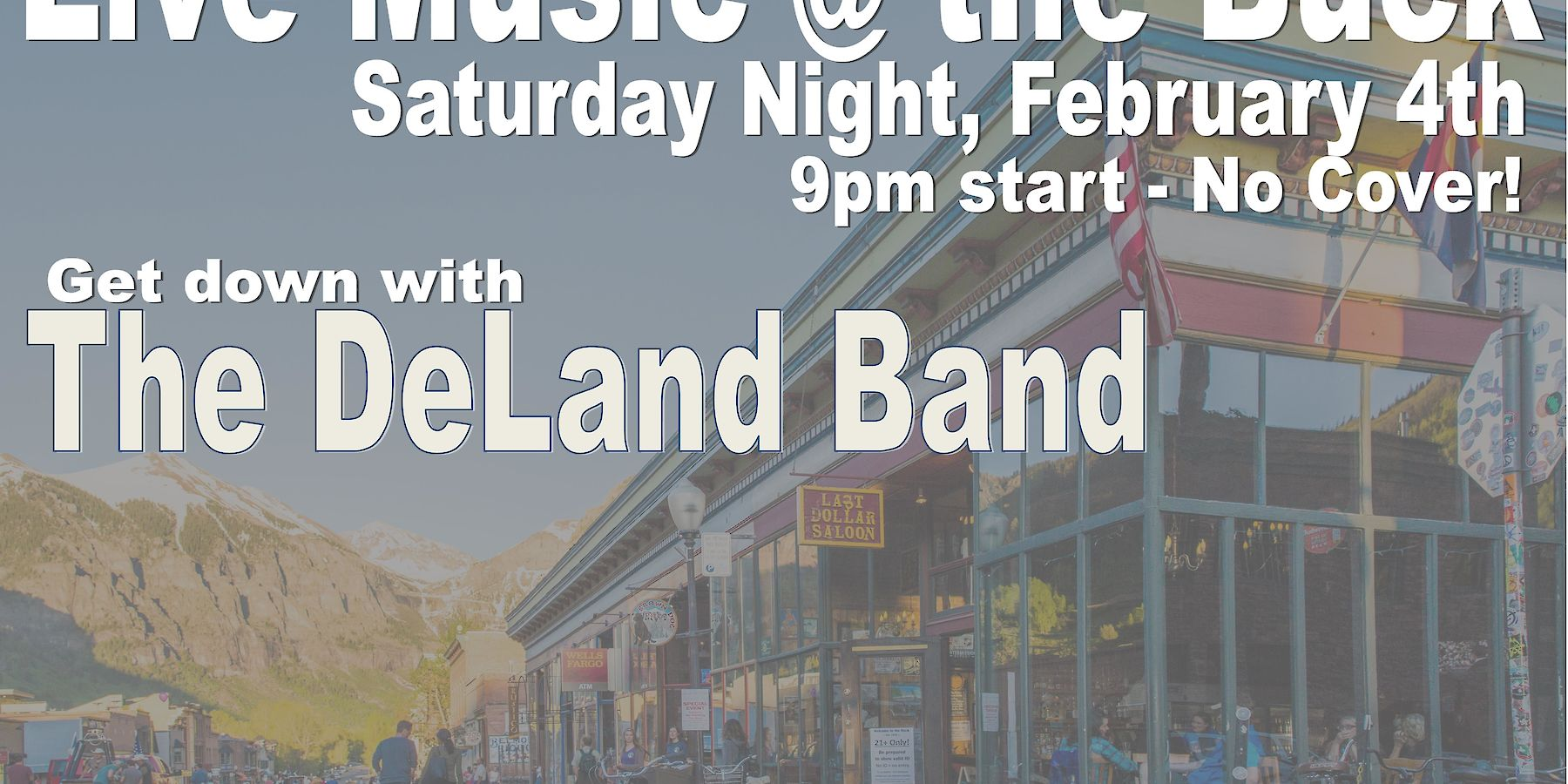 DeLand Band February 4th