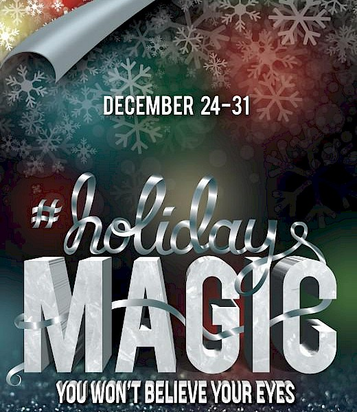 Calendar #HolidayMagic