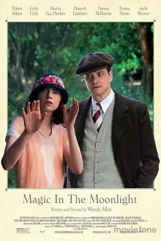 Magic In The Moonlight Poster 235x350