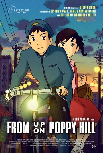 Poster Poppy Hill Med