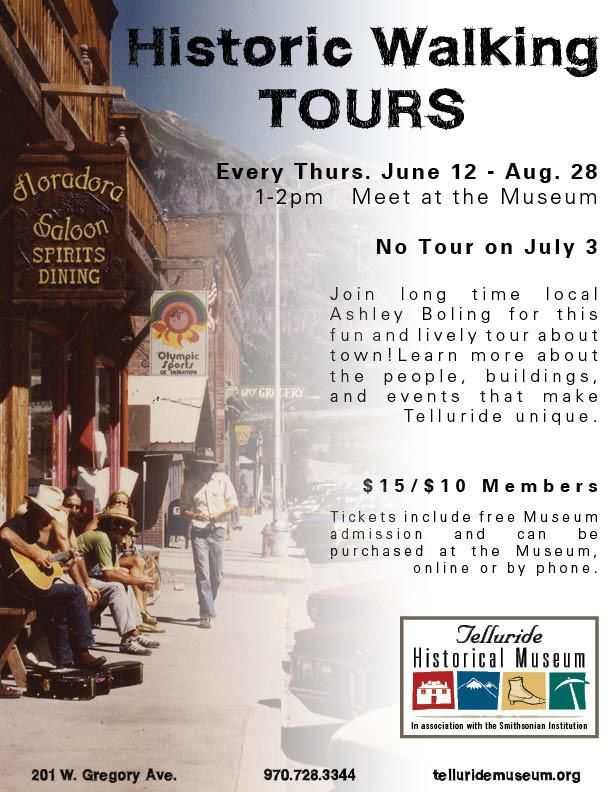 Historic Walking Tours Flyer   Small
