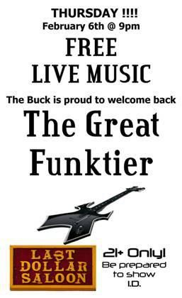 The Great Funktier January 6th WEB