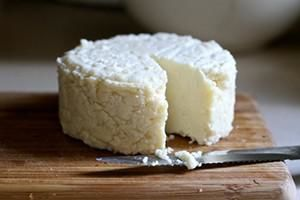 Homemade Cheese