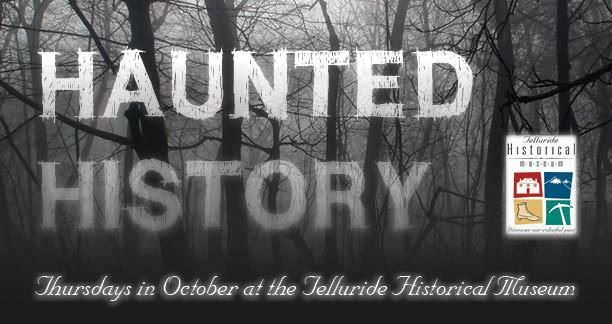 Haunted History Flyer   CC Banner