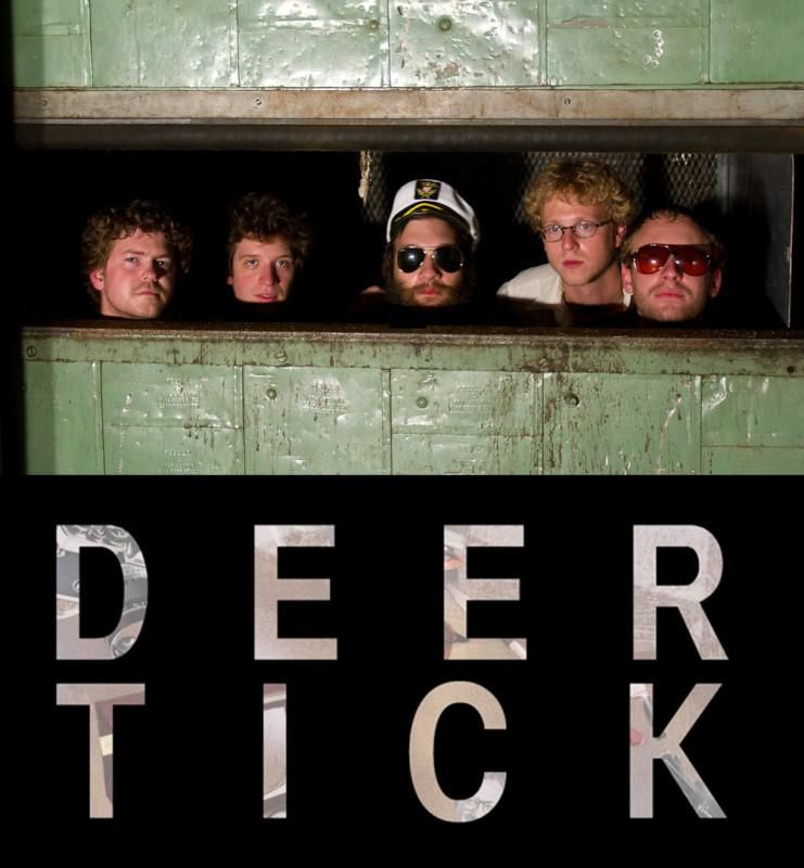 Deer Tick For Website