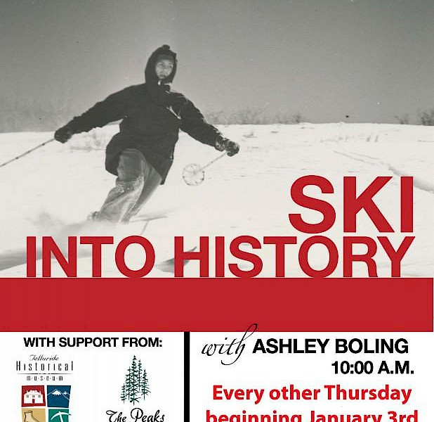 Ski Into History 2013 For Peaks