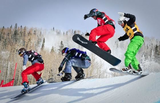 Telluride World Cup SBX