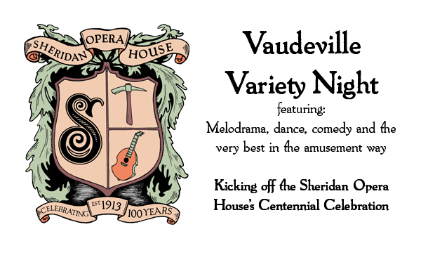 Vaudeville For Website