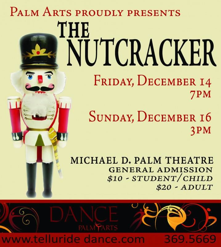 Nutcracker Small Ad