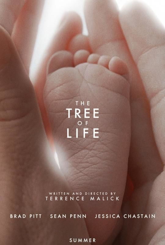 The Tree Of Life Movie Poster 01