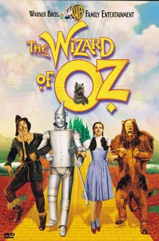 Wizard Of Oz DVDcover