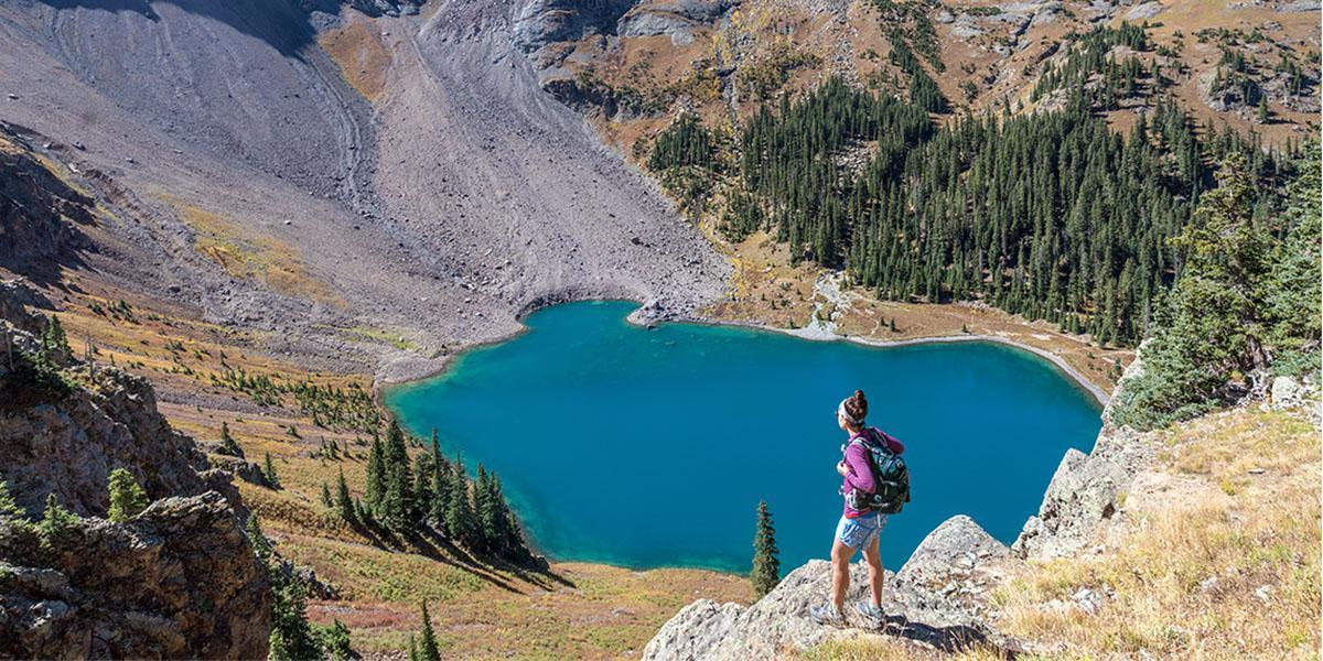 Blue Lakes near Telluride, CO | Visit Telluride